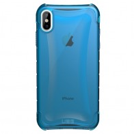 UAG Plyo iPhone XS Max Hoesje Artic Blue 01