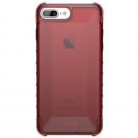 UAG Plyo iPhone 8 Plus / 7 Plus / 6S Plus / 6 Plus Crimson Red 01