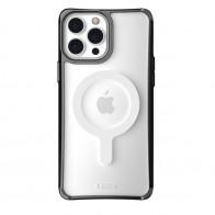 UAG Plyo Magsafe iPhone 13 Pro Max Hoesje Ash - 1