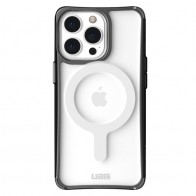 UAG Plyo Magsafe iPhone 13 Pro Hoesje Ash - 1