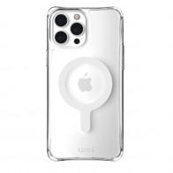 UAG Plyo Magsafe iPhone 13 Pro Max Hoesje Transparant - 1