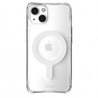 UAG Plyo MagSafe Hoesje iPhone 13 Transparant - 1