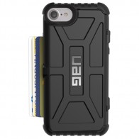 UAG Trooper Card Case iPhone 7 Black - 1