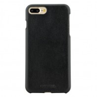 Valenta - Back Cover Classic iPhone 8 Plus/7 Plus Black 01