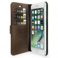 Valenta Booklet Classic Luxe iPhone 7 Plus Vintage Brown - 1
