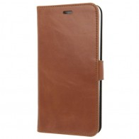 Valenta Booklet Classic Luxe iPhone 8/7 brown 01