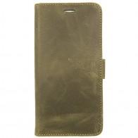 Valenta - Booklet Classic Luxe iPhone 8 Plus/7 Plus vintage green 01