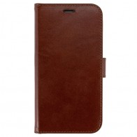 Valenta Booklet Classic Luxe iPhone XR Bruin 01