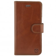 Valenta Premium Booklet iPhone 8/7 brown 01