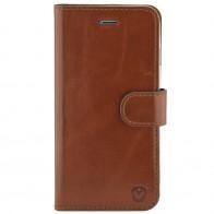 Valenta Premium Booklet iPhone 8/7 brown 01