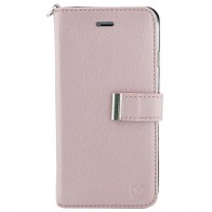 Valenta Premium Booklet iPhone 8/7 rose gold 01