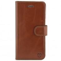 Valenta - Premium Booklet iPhone 8 Plus/7 Plus brown 01