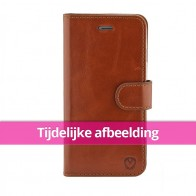 Valenta Booklet Premium iPhone X Brown - 1