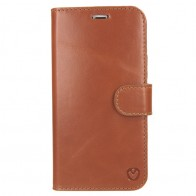 Valenta Booklet Premium iPhone X/Xs Brown - 1