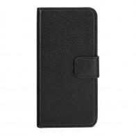 Xqisit Slim Wallet Case iPhone 5/5S Black - 1