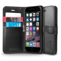 Spigen Wallet S Case iPhone 6 Black - 1