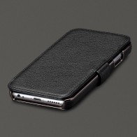 Sena Wallet Book Classic iPhone 6/6S Pebble Black - 1
