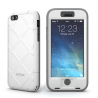 Dog and Bone Wetsuit Phone 6 White - 1