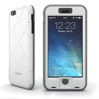 Dog and Bone Wetsuit Phone 6 Plus White - 1