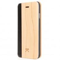 Woodcessories - EcoCase FlipCover iPhone 7 Plus Maple 0