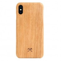 Woodcessories EcoCase Kevlar iPhone X/Xs Cherry - 1