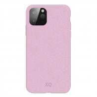 Xqisit Eco Flex Case iPhone 12 / 12 Pro 6.1 Roze - 1