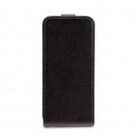 Xqisit FlipCover iPhone 5 (Black) 01