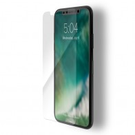 Xqisit Tough Screen Glass iPhone XR Protector Transparanti 01