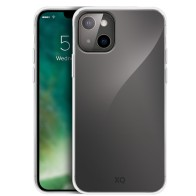 Xqisit Flex Case iPhone 13 Mini Clear 01