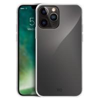 Xqisit Flex Case iPhone 13 Pro Max Transparant 01
