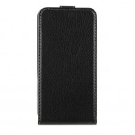 Xqisit FlipCover iPhone 4/4S Black - 1