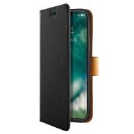 Xqisit Slim Wallet Selection iPhone 13 Pro Max Zwart 01