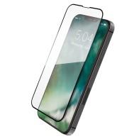 Xqisit - Tough Glass Edge-to-edge iPhone 13 / 13 Pro Helder Glas 01