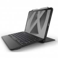 Zagg Rugged Book Go iPad Pro 11 inch extra stevige toetsenbord hoes - 1