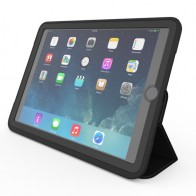 ZAGG Rugged Book Case iPad 2017 Zwart - 1