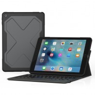 ZAGG Rugged Keyboard Case iPad 2017 Zwart - 1