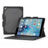 ZAGG Rugged Keyboard Case iPad Pro 10.5 Zwart - 1