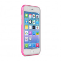 Puro Bumper Case iPhone 6 Pink - 4