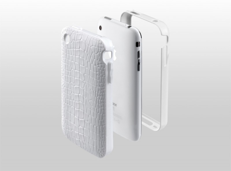 SwitchEasy Reptile iPhone Case White - 5