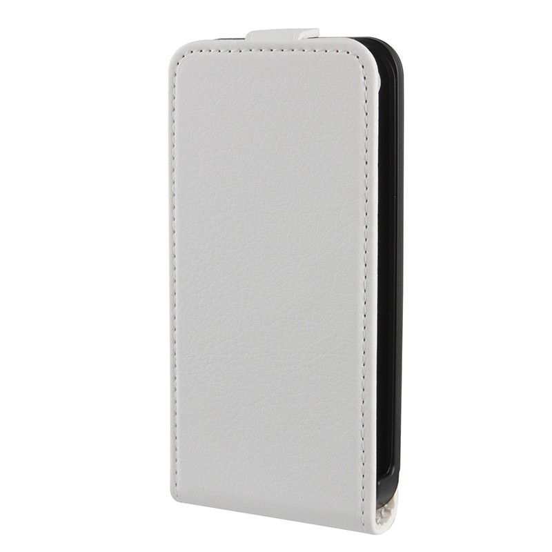 Xqisit - FlipCover iPhone 4/4S White 01