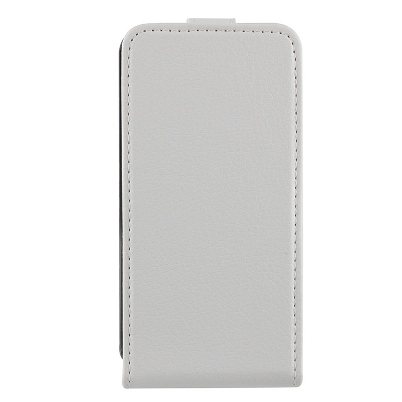 Xqisit - FlipCover iPhone 4/4S White 02