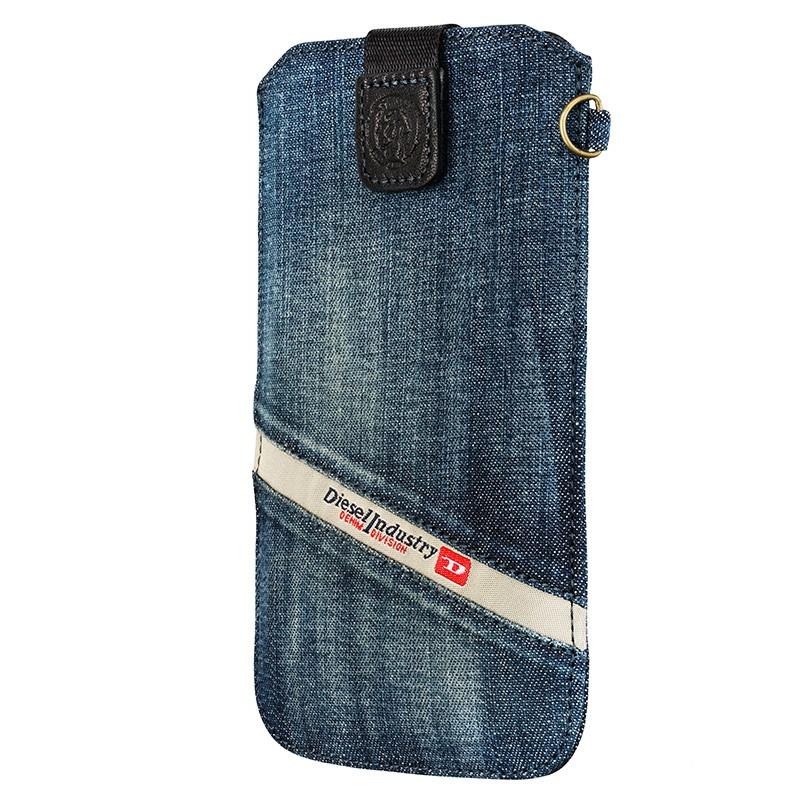 Diesel - Whisper Sleeve iPhone 6 / 6S Denim Blue 02
