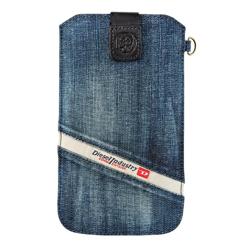 Diesel - Whisper Sleeve iPhone 6 / 6S Denim Blue 03