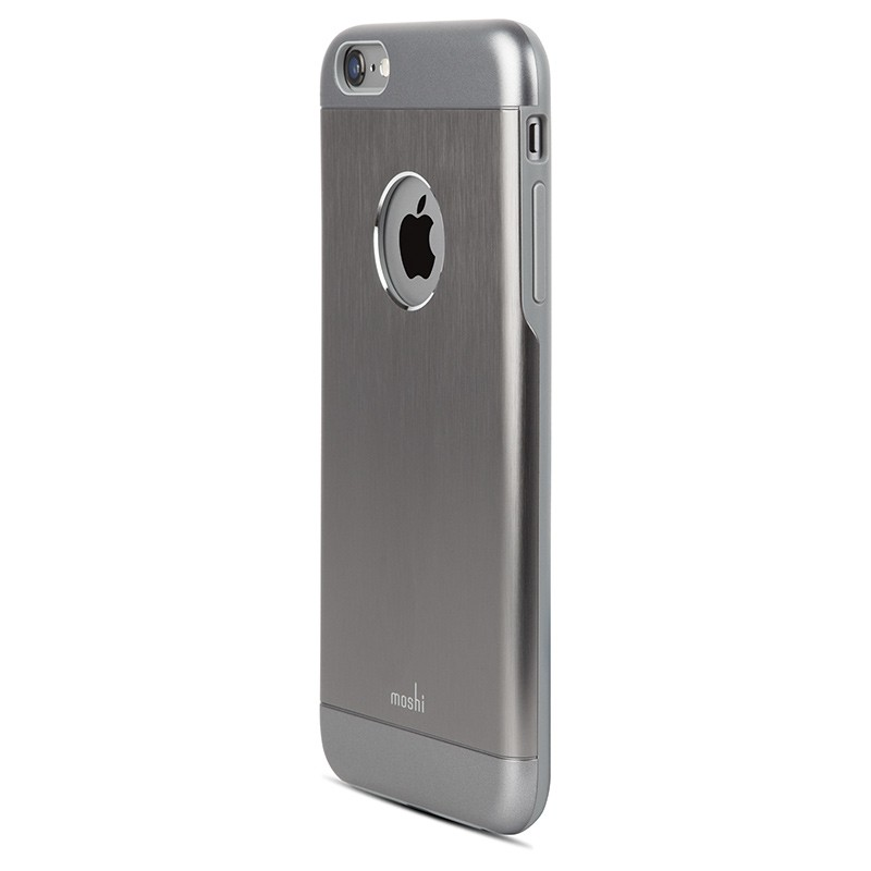 Moshi - iGlaze Armour iPhone 6 Plus / 6S Plus Grey 02