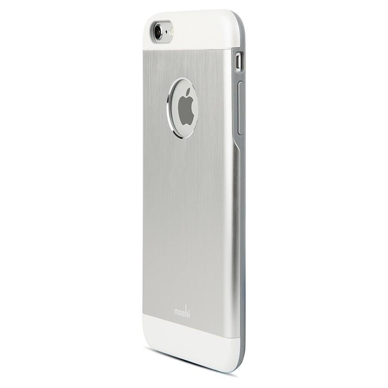 Moshi - iGlaze Armour iPhone 6 Plus / 6S Plus Silver 02