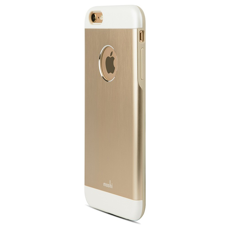 Moshi - iGlaze Armour iPhone 6 Plus / 6S Plus Gold 04