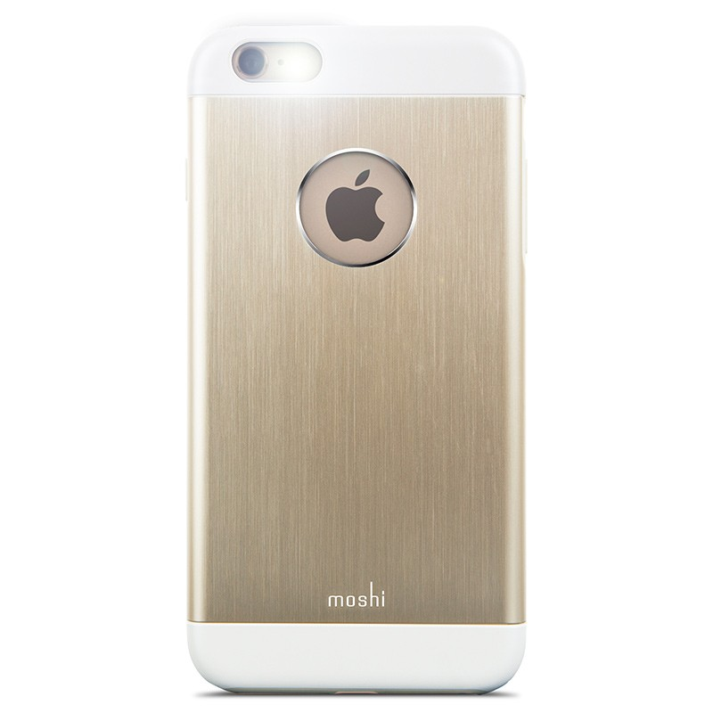 Moshi - iGlaze Armour iPhone 6 Plus / 6S Plus Gold 07