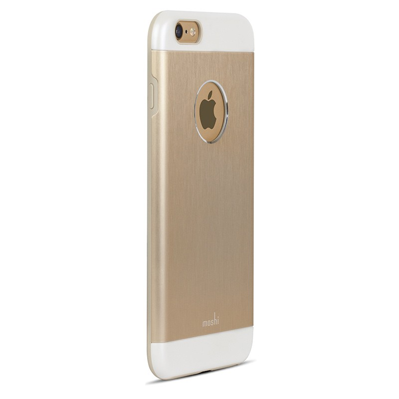 Moshi - iGlaze Armour iPhone 6 Plus / 6S Plus Gold 08