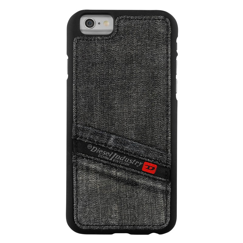 Diesel - Pluton Snap Case iPhone 6 / 6S Black 02