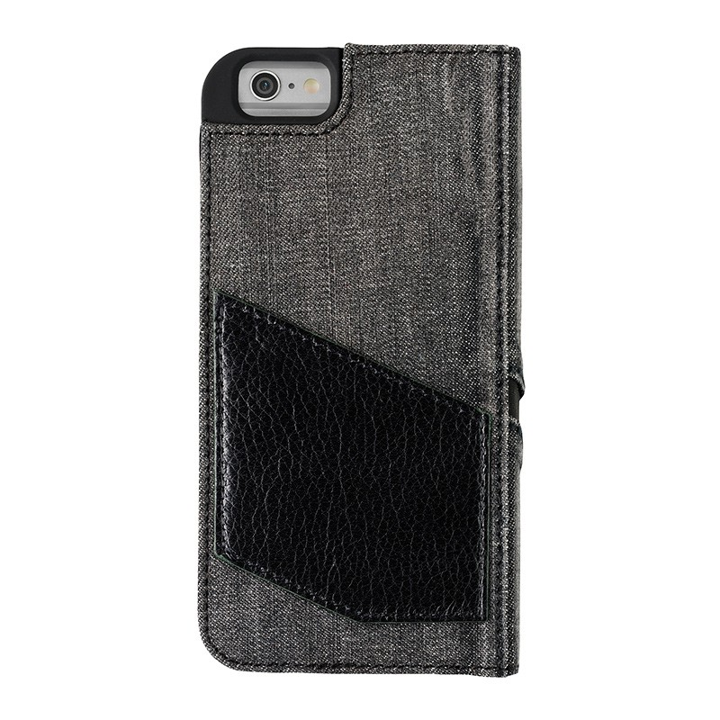 Diesel - Cosmo Book Case iPhone 6 / 6S Black 03